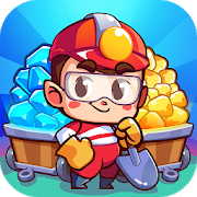 Idle Miner Simulator - Idle Gold Tycoon Mod apk download ...