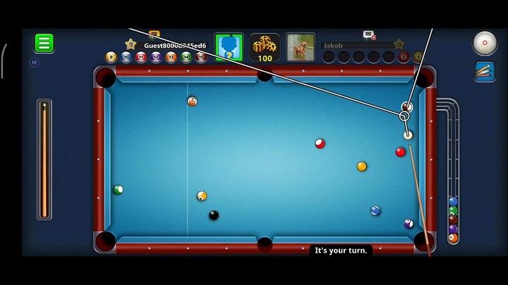 8 Ball Pool Mod Apk 4.6.1 [Long Lines]