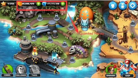 Alien Creeps TD - Epic tower defense Mod Apk 2.28.0 [Unlimited money