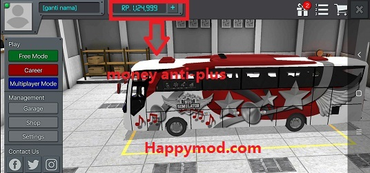 Bus Simulator Indonesia Mod Apk 3.0 [Unlimited money][Free purchase]