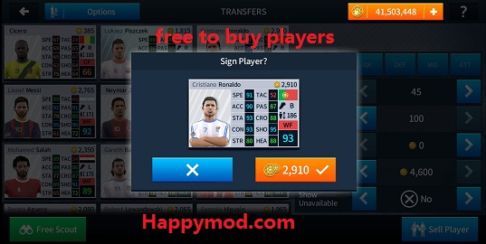 Dream League Soccer Mod apk download - First Touch Games Ltd