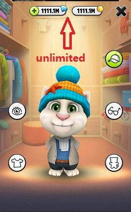 My Talking Tom Mod Apk 5.2.1.313 [Remove ads][Unlimited money][Unlocked]