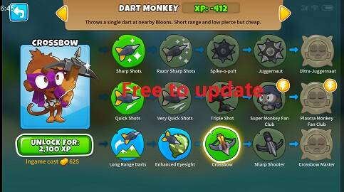 Bloons TD 6 Mod Apk 12.1 [Unlimited money][Unlocked]