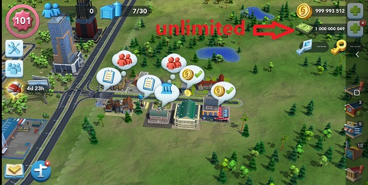 SimCity BuildIt Mod apk download - Electronic Arts SimCity
