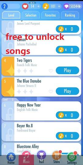 Piano Tiles 2™ Mod Apk 3.1.0.962 [Unlimited money][Free purchase][VIP]