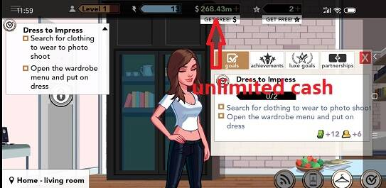 KIM KARDASHIAN: HOLLYWOOD Mod Apk 10.3.2 [Infinite]
