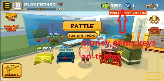 Grand Battle Royale: Pixel FPS Mod Apk 3.3.5 [Unlimited money]