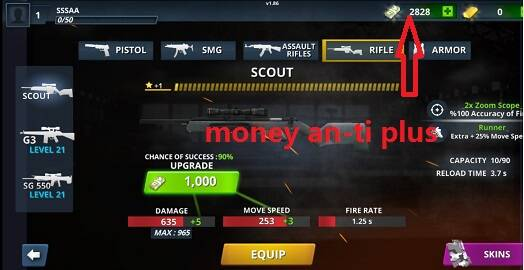 Special Ops: FPS PvP War-Online gun shooting games Mod Apk 1.94 [Free purchase][Free shopping]