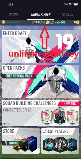 PACYBITS FUT 19 Mod apk download - Pacybits PACYBITS FUT 19