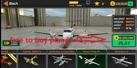 Flight Pilot Simulator 3D Free Mod Apk 1.5.0 [Remove ads][Unlimited money][Unlocked][Infinite]