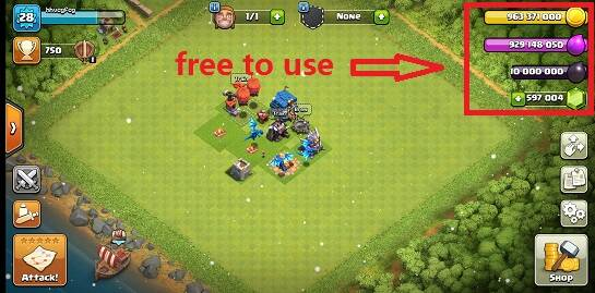 Clash of Clans Mod Apk 11.185.15 [Unlimited gems 