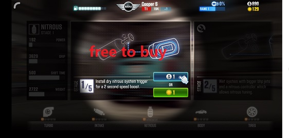 CSR Racing 2 Mod apk download - Naturalmotiongames Ltd CSR