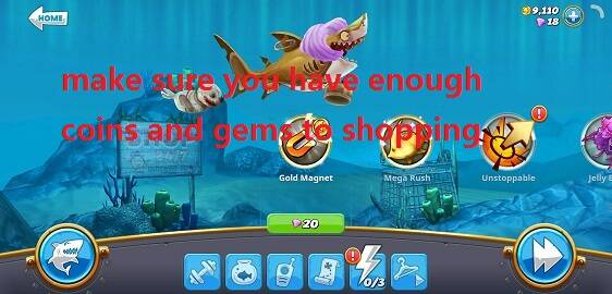 Hungry Shark World Mod Apk 3.6.4 [Unlimited money]