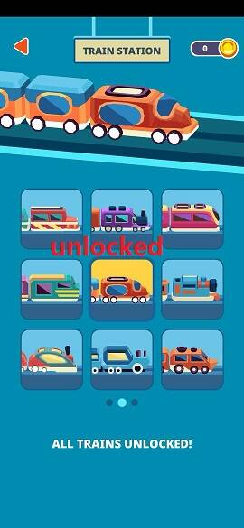 Train Taxi Mod Apk 1.4.0 [Unlimited money]