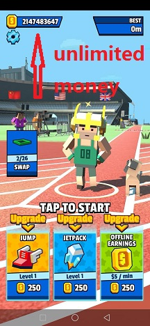 Mod Money Apk For Android latest version Jetpack t