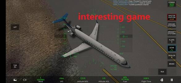 RFS - Real Flight Simulator Mod apk download - Rortos RFS
