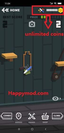 Flippy Knife Mod Apk 1.8.8 [Unlimited money][Premium]