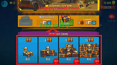Dead Ahead: Zombie Warfare Mod Apk 2.8.3 [Unlimited money][Free purchase][Free shopping]